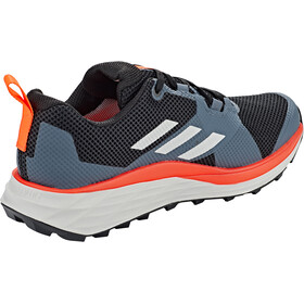 adidas TERREX Two Gore-Tex Chaussures de trail Homme, core black/grey two/solar red